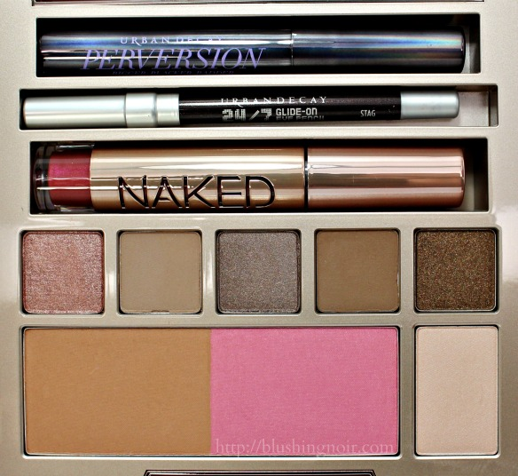 Urban Decay Naked on the Run Palette Swatches Review