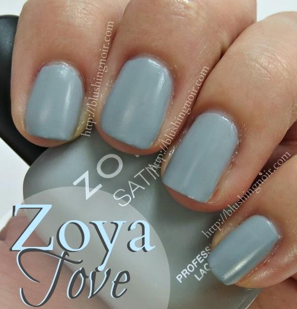 Zoya Tove Nail Polish Swatches