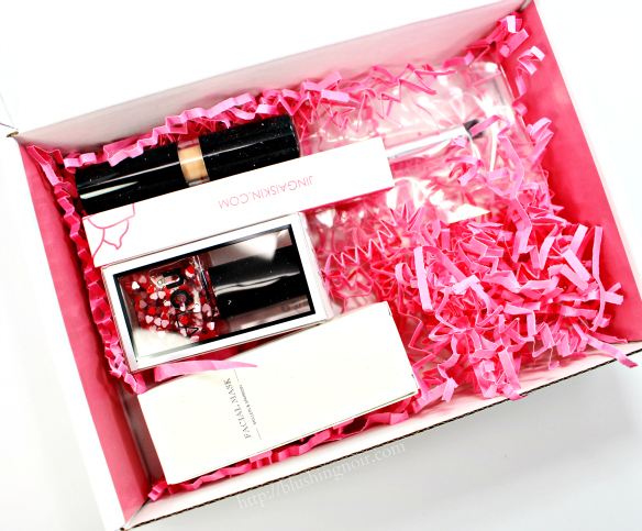 Boxycharm review February 2015