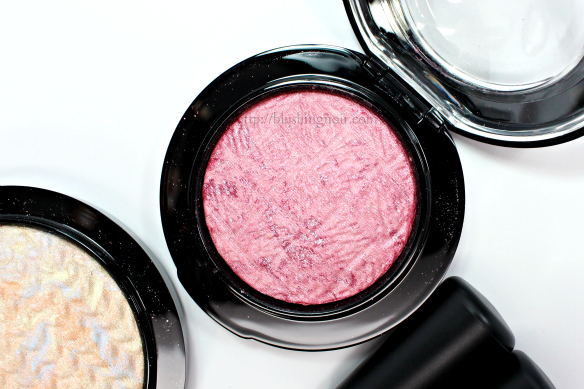 MAC Please Yourself Mineralize Blush Swatches
