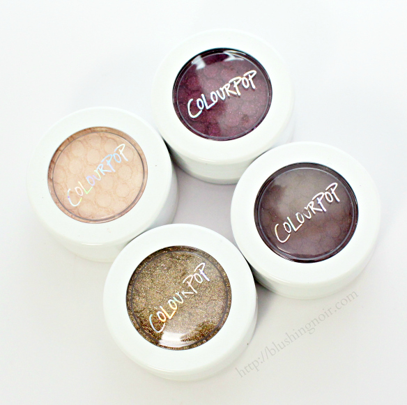 Megan Naik ColourPop shadows
