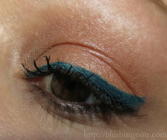 NARS St. Paul de Vence Duo Eyeshadow look