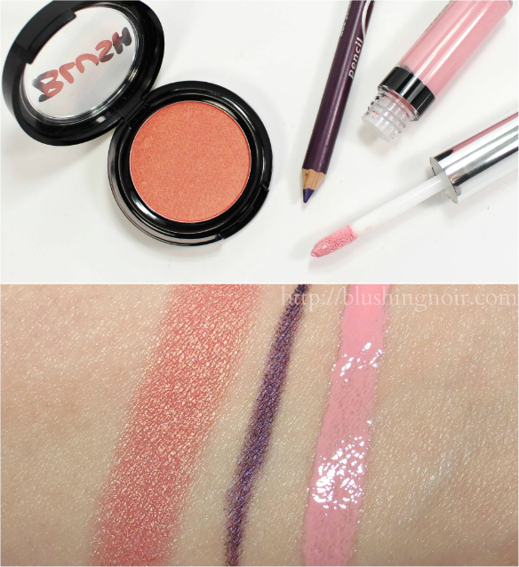 February 2015 ipsy bag swatches