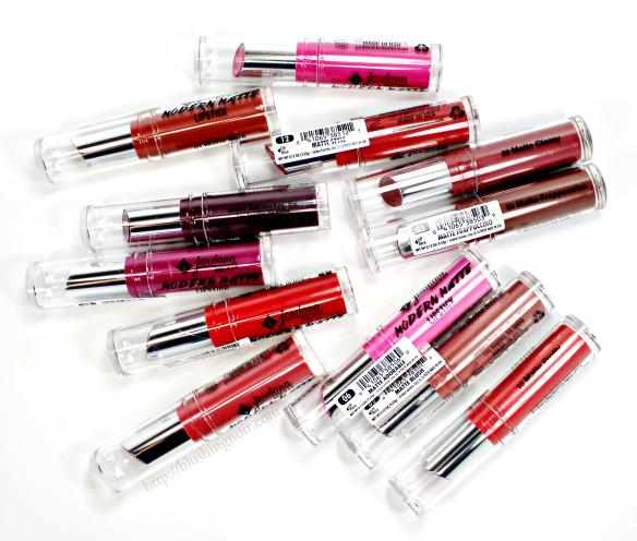 Jordana Modern Matte Lipstick Review