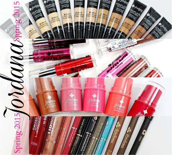 Jordana Spring 2015 Collection Swatches + Review