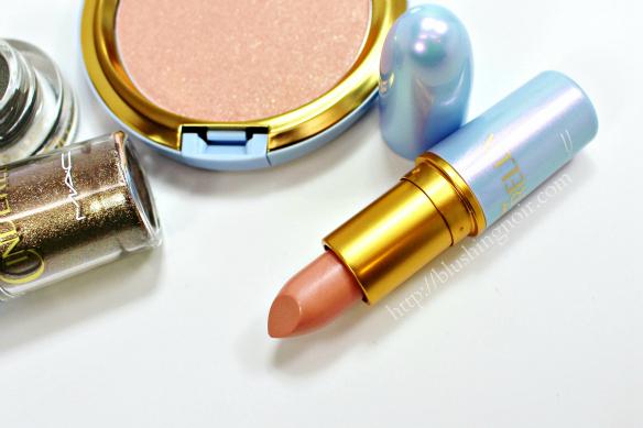 MAC Royal Ball Lipstick Swatches Cinderella