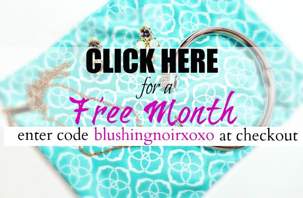 Rocksbox free month