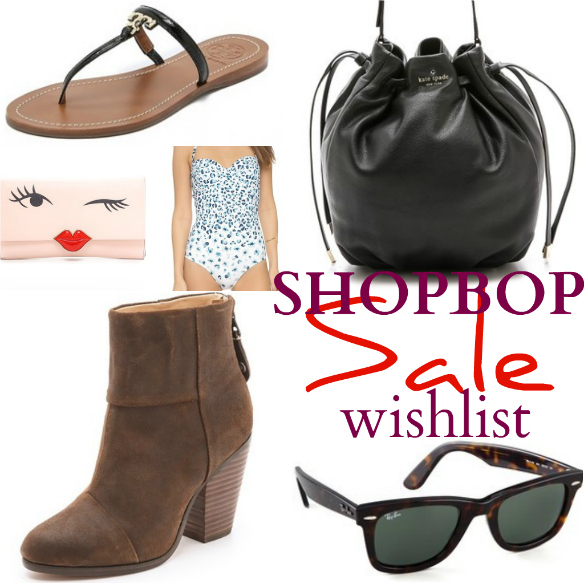 Shopbop sale wishlist