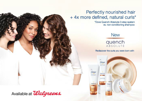 Love Your Curls at Walgreens + GIVEAWAY!