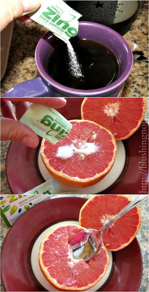 Zing™ zero calorie sweetener
