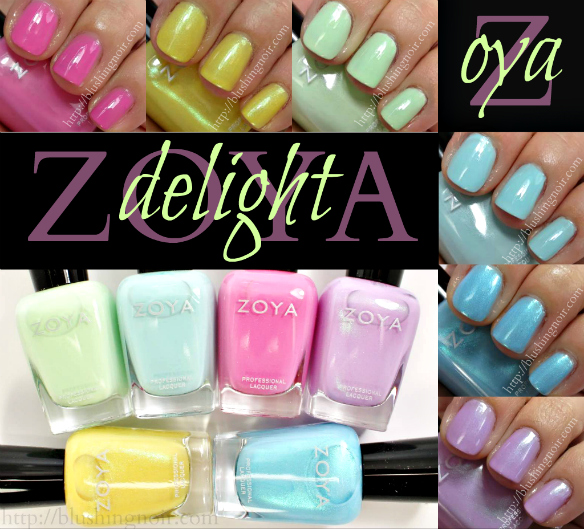 Zoya Delight Nail Polish