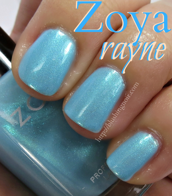 Zoya Rayne Nail Polish Swatches
