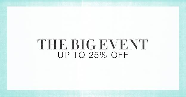 SHOPBOP 25% off Sale // BUY ALL THE THINGS!
