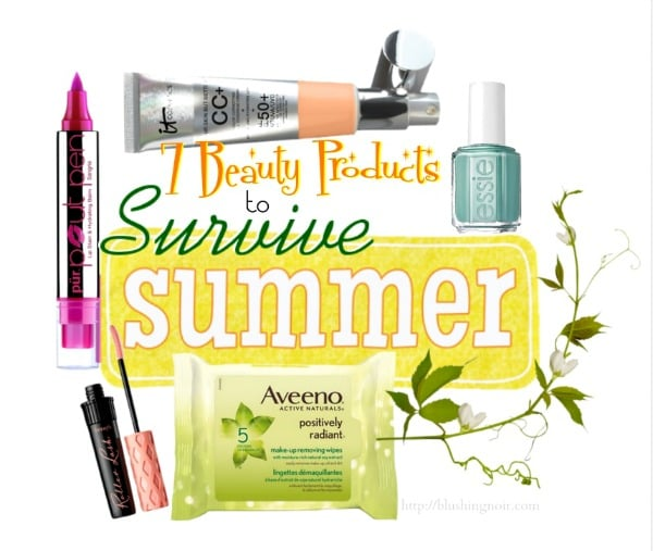 7 Beauty Products to Help You Survive Summer