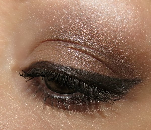Dior Eye Reviver eyeshadow palette eotd