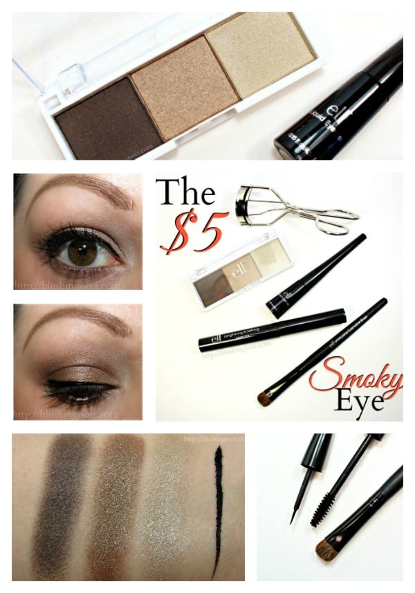 ELF Get the Look Brown Eye Kit