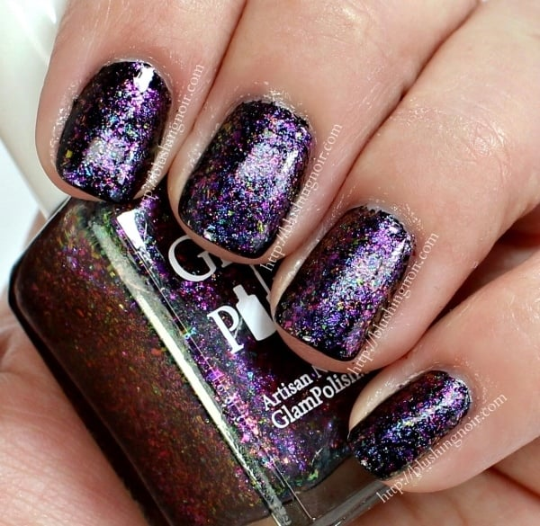 Glam Polish Comet Storm Nail Polish Swatches