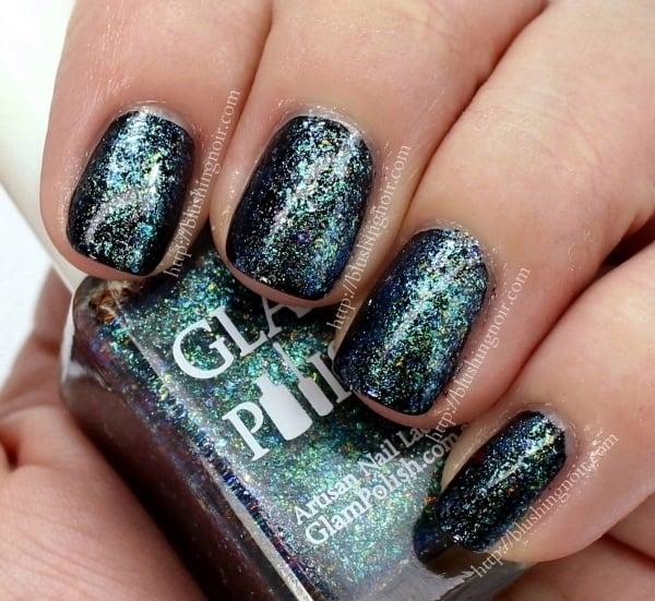 Glam Polish Star Shadow Nail Polish Swatches