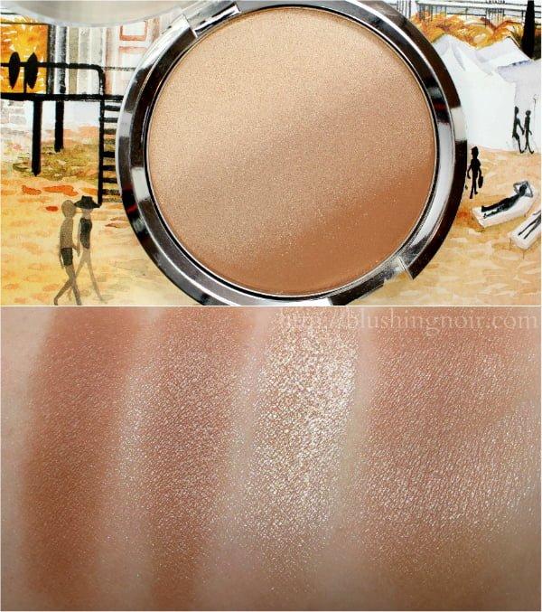 IT Cosmetics CC+ Radiance Ombre Bronzer Swatches