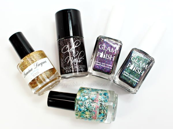 Indie Nail Polish Swatch Spam!