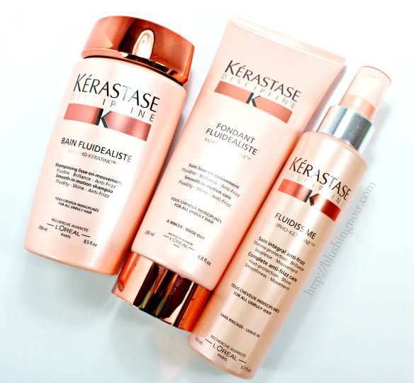 Kerastase Discipline Hair Care Review