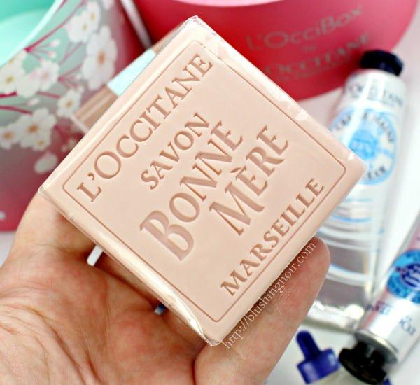 L'Occitane Savon Bonne Mere Marseille soap