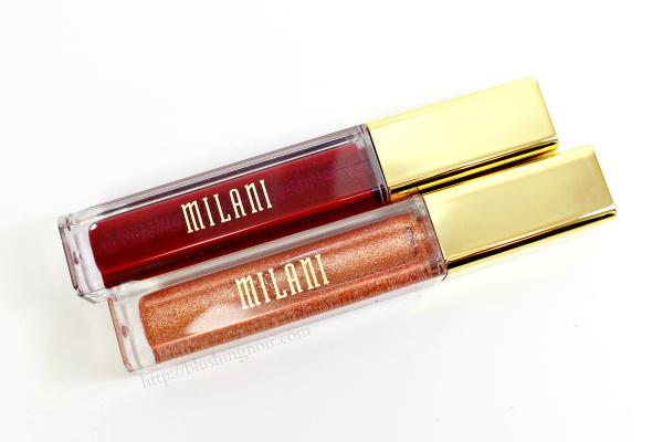 Milani Fierce Foil Brilliant Shine Lip Gloss