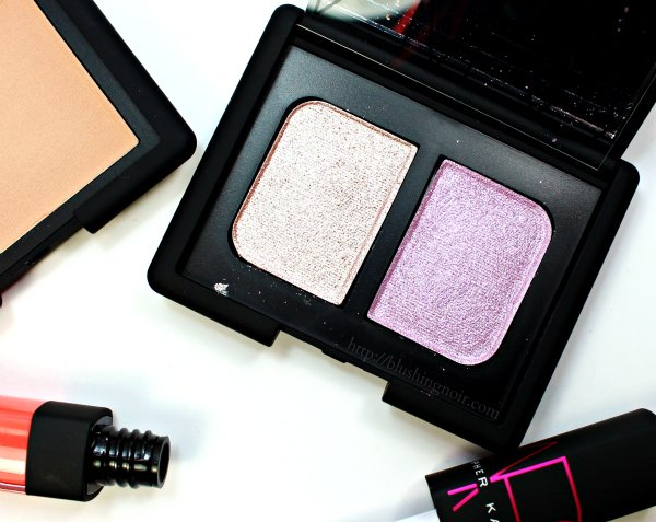 NARS Parallel Universe Duo Eyeshadow Swatches