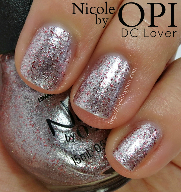 Nicole by OPI DC Lover Swatches