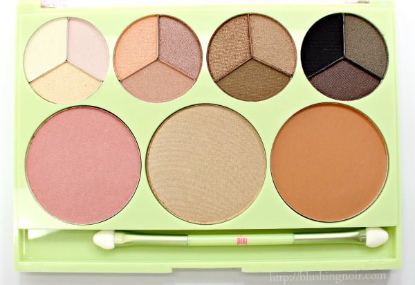 PIXI Summer Glow Palette Review