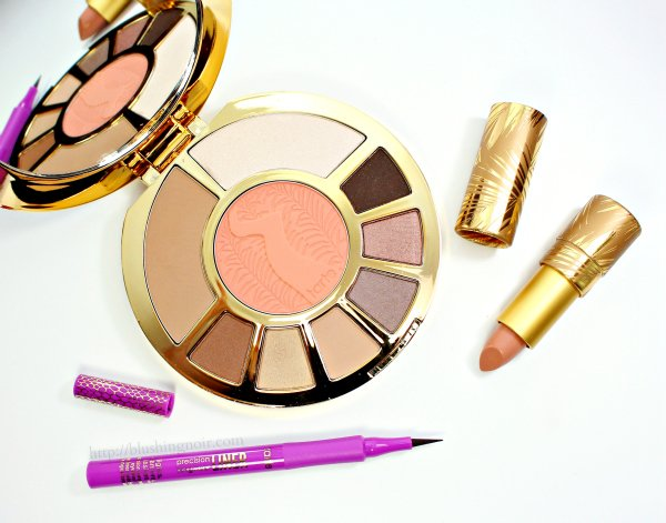 Tarte Poppy Picnic Collection Swatches, Review + FOTD // Summer 2015