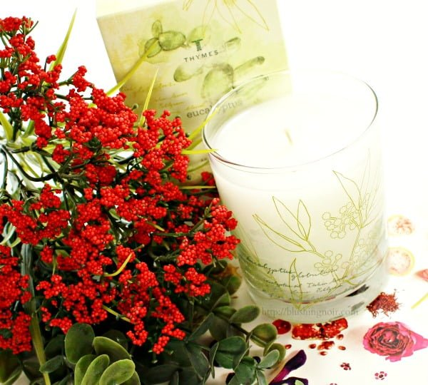 Thymes Eucalyptus Candle