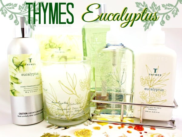 Thymes Eucalyptus review