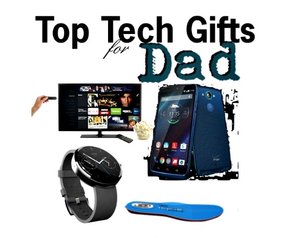 4 Tech Gifts for Dad on Father's Day