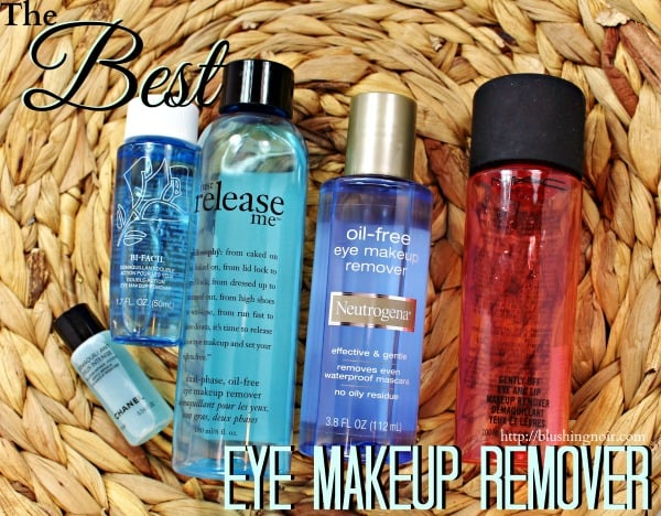 The Best Eye Makeup Remover // Makeup Wars
