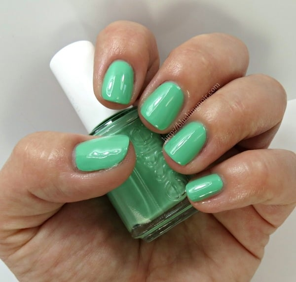 Essie First Timer Nail Polish Swatches Lilly Pulitzer Target