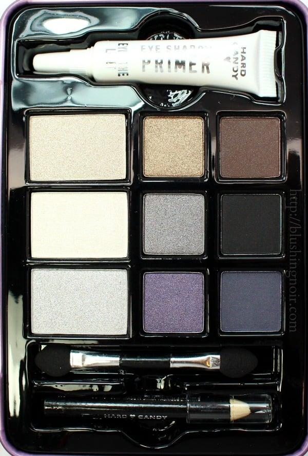 Hard Candy Smokey Eyes Eyeshadow Palette Review