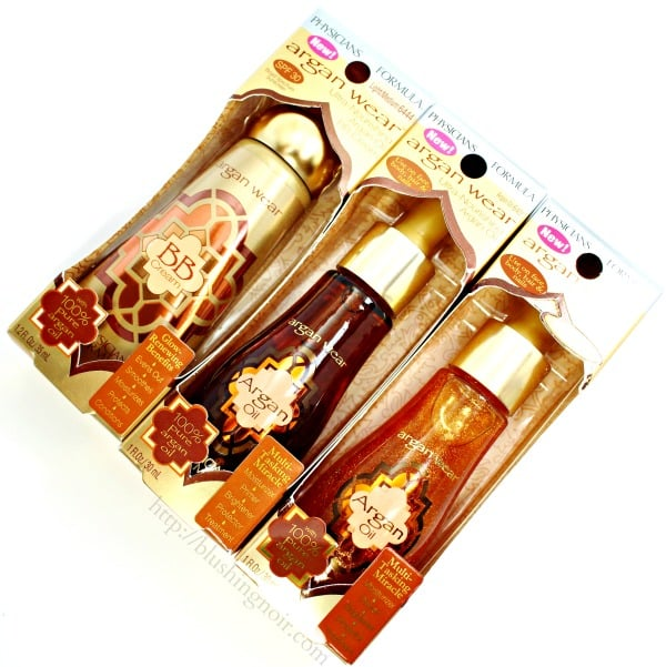 Physicians Formula Argan Oil #WalmartGlam