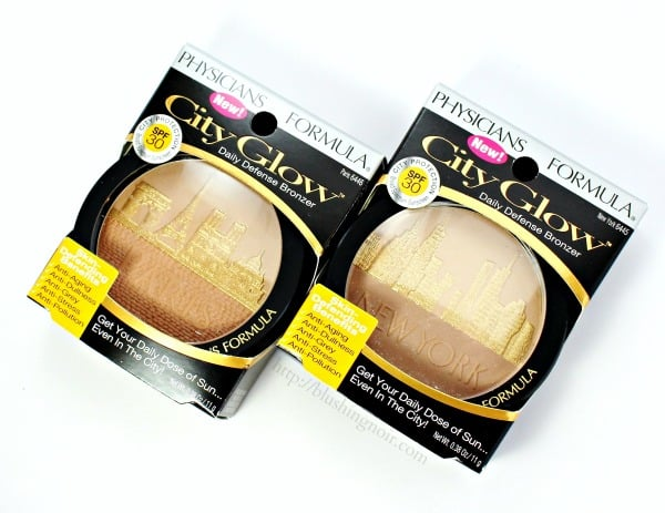 Physicians Formula City Glow bronzer review