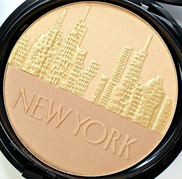 Physicians Formula New York Bronzer Swatches