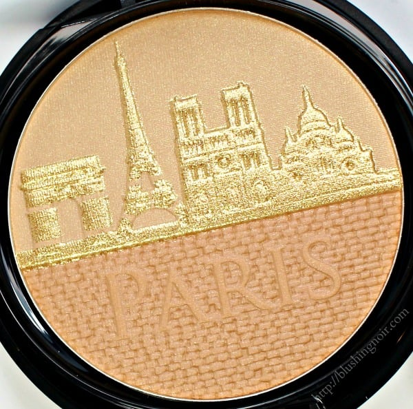 Physicians Formula Paris Bronzer swatches