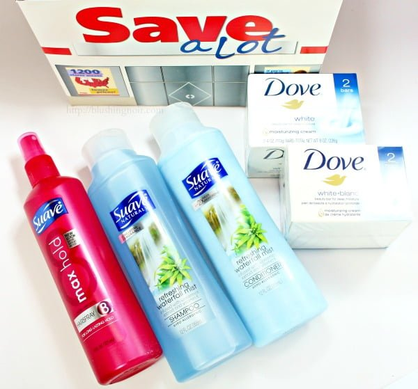 Get Suave at Save-A-Lot + GIVEAWAY! #SaveALotInsiders
