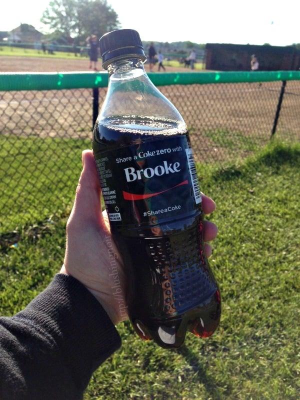 #ShareACoke Brooke