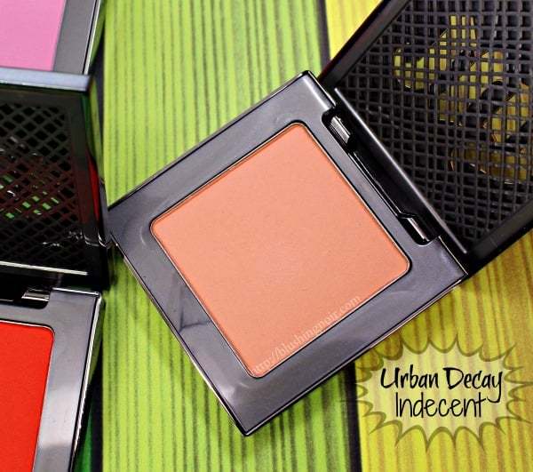 Urban Decay Indecent Afterglow Blush