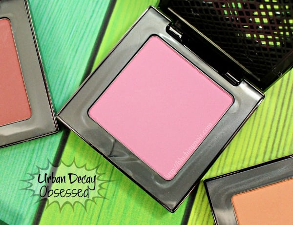 Urban Decay Obsessed Afterglow Blush