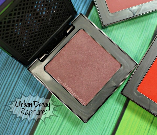 Urban Decay Rapture Afterglow Blush