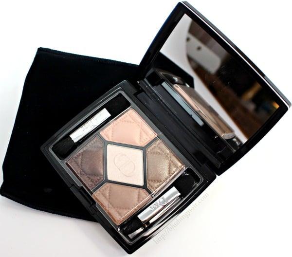 Dior Ambre Nuit 5-Couleurs Eye Shadow Palette