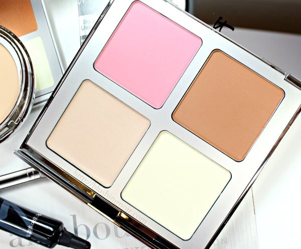 IT Cosmetics Naturally Pretty Face Palette swatches