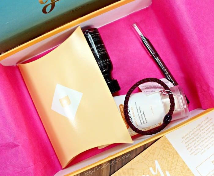 June 2015 Birchbox review