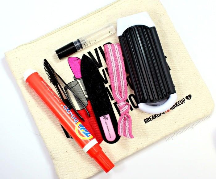 Makeup Bag Tools #swissherbs